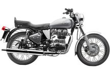 ROYAL ENFIELD STANDARD BULLET ELECTRA / The Electra now comes packed with the power and reliability of Royal Enfields latest Twinspark Unit Construction Engine. Along with the UCE engine come the double benefits of more power, and better fuel economy, more reliability and lesser maintenance.