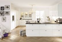 Classic and Traditional Kitchens / A selection of traditional style kitchens from ALNO.