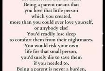 parents advice / by Renee Howe