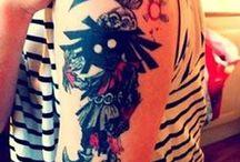 Game tattoos