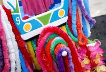 Beach theme party / by Nina Lyons