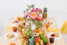 vege_fruit table runners