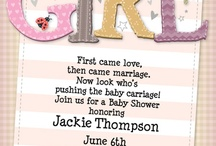 I have a feeling my sister's having a girl!!  / by Amber Nicholson