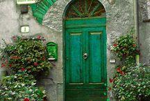 Puertas Misteriosas