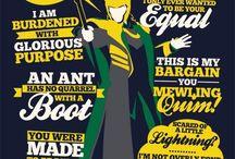 Loki etc.