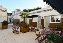 Hôtel Almoria - Deauville / Hôtel 3 étoiles en plein coeur de Deauville. Idéal pour profitez du bord de mer, des boutiques et des restaurants.   Venez passer quelques jours en Normandie !