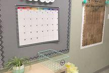 Teaching- Classroom Decor Inspiration
