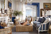 Ralph Lauren Blue & White