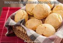 Brazilian Cheese buns Etc