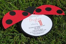 Ladybug First Birthday / by Rachael Bailey
