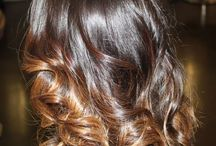 Hair color  &styles