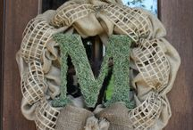 Wreathes... / by Candace Snyder