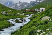 Traveling Places in Artvin Turkey