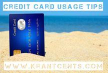 Credit Card Usage Tips