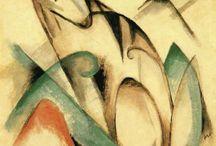 art :: Phalanx . Die Brücke . Der Blaue Reiter . Neue Sachlichkeit . Expressionism 1905-1920