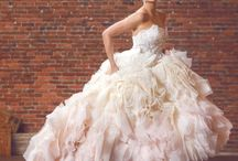 Wedding dresses that are NOT white