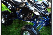 Riding / 2 wheels and 4 wheelers