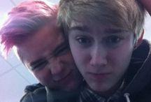 Jake and Alex