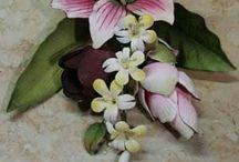 vazba kvetov