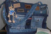 Jeans sacs