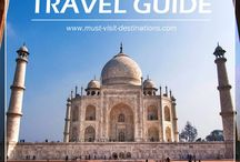 Asia // India Travel / Travel across India