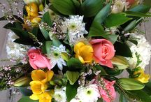 Pretty Posies Gallery / Photo's of bouquets and posies designed, created and photographed by Pretty Posies
