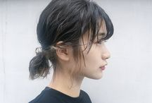 Hairstyle[Midium Hair Arrange]