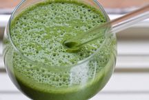 green smoothies / by Mary Linda Miranda