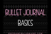 bullet journal / by Dana Goodman