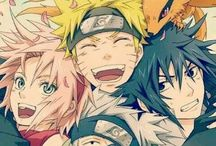 naruto and the gang