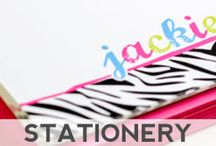 Stationery mlc / by Make Life Cute