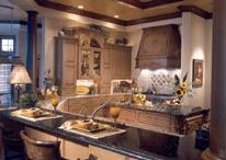 Interior Home Remodeling / Some of our past interior home remodeling services for kitchens and bathroom remodeling.