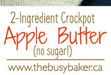 Apples / Apple Recipes