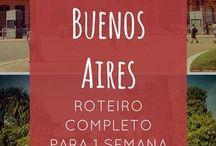Roteiro 8 ds em Buenos Aires