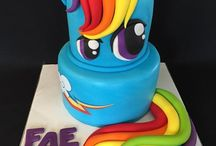 Gâteaux 3D My little pony