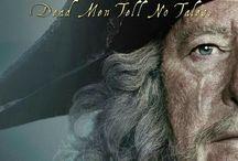 Captain Barbossa ✨