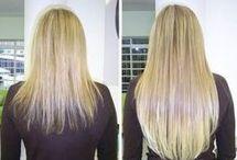 Gesunde Öle für die Haare