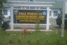 Alamat Sekolah di Kabupaten Muaro Jambi
