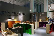 ECI, Copper In A Box 2013 / Evento   ECI, Copper In a Box 2013, Triennale di Milano