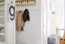 Entryway inspiration / Inspiration for your entryway.