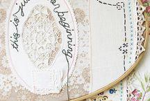 stitchery / by Esther Zwagerman