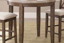 Transitional Style Home Decor Tables / Mix it up and balance out any space with transitional pieces that blend tradition with contemporary elements - the look is livable, comfy, and simple.