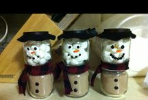 Holiday crafts and foods