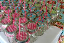 Party Ideas / by Sharan Gregory