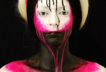 Makeup and Bodypaint / Sourcing the best inspiration and creative ideas we absolutely love!!