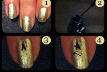 Chic Nail Art / Nail art inspiration and designs / by Asma Stephan