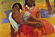 Paul Gauguin / Pittura Postimpressionista