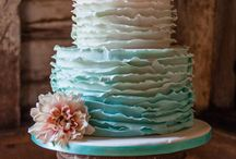 Food | Cakes / Celebration cakes and everyday cakes.  Recipes, tutorials & inspirational images