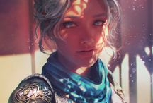 2 / The amazing art and pictures of cool and beautiful girls