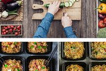 Meal Prep: Recipes, Ideas, Tips and Tricks / Recipes and articles to help prep meals for the week.